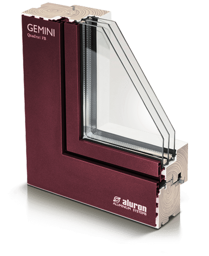 Gemini Quadrat FB
